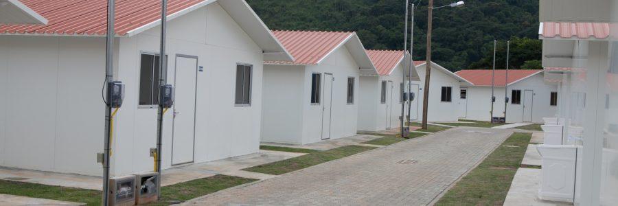 Projeto Nosso Cuiabá entrega mais 50 novas moradias para as famílias desabrigadas pelas enchentes de 2011
