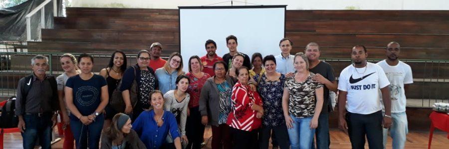 Instituto da Criança realiza oficina para moradores do Vale do Cuiabá